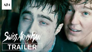 Nonton Swiss Army Man | Official Red Band Trailer HD | A24 Film Subtitle Indonesia Streaming Movie Download