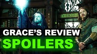 Warcraft Movie Review SPOILERS by Beyond The Trailer