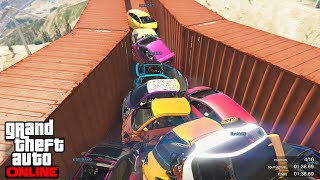 Video 100% IMPOSSIBLE ! WINDMILL DERBY GTA 5 ONLINE MP3, 3GP, MP4, WEBM, AVI, FLV Agustus 2017