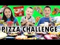 Pizza Challenge W Tabasco Hot Sauce Jelly Beans Funnel