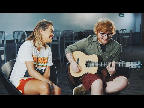 MP3 DOWNLOAD: Rita Ora – Your Song ft. Ed Sheeran [Acoustic]