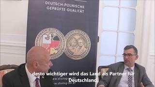 Wywiad z Ambasadorem RP w Berlinie Andrzejem Przyłębskim