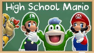 Video SMG4: High School Mario MP3, 3GP, MP4, WEBM, AVI, FLV Juli 2019