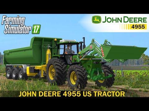 John Deere 4850/4955 v2.1