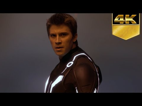 Tron Legacy Sam Saves Quorra (IMAX, 4K)