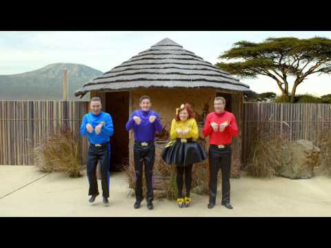 THE WIGGLES – There Are So Many Animals