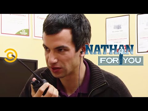 Nathan For You - A Date at Quiznos