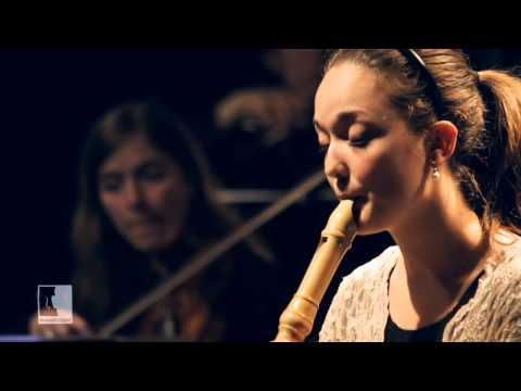Klassikkuppel: Solisten, A.Vivaldi: Konzert für Blockflöte, Streicher und Basso continuo