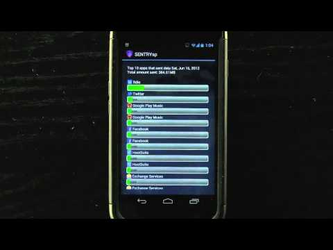 Video of InSight for Android phones