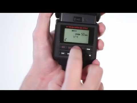 Фотовспышки Sigma EF 610 DG ST, Sigma EF 610 DG Super
