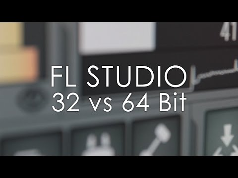 64 - FL Studio 32 vs 64 Bit FAQ - http://support.image-line.com/redirect/FLStudio_64Bit_FAQ Credits: Electrical spark effect by Eliot Lash, served by Freesound.Org - https://www.freesound.org/people/H...