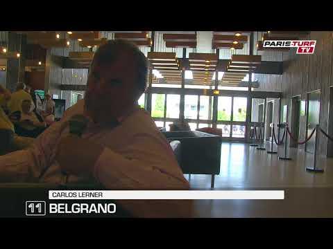 """Quinté lundi 25/06 : """"Il faut racheter Belgrano (11)"""""""
