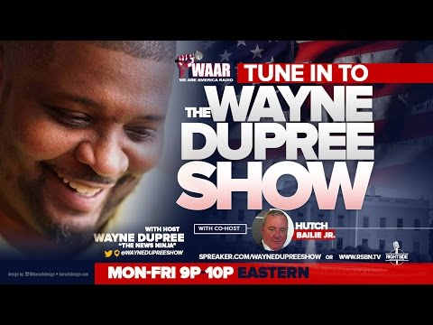 LIVE: The Wayne Dupree PROGRAM 3/31/17