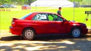 Marshall (MI) United States  city photos : 2014 Autocross-RallyCross Round 5 Calhoun County Fairgrounds, Marshall, Michigan