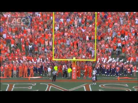 DeAndre Hopkins vs Ball St. Highlights 2012 video.
