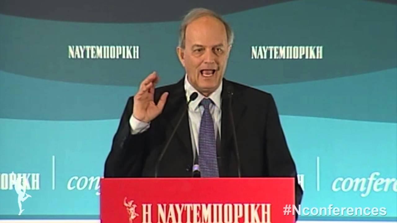 Γιάννης Πλατσιδάκης, Chairman, Intercargo, Εντεταλμένος Σύμβουλος, Anangel Maritime Services