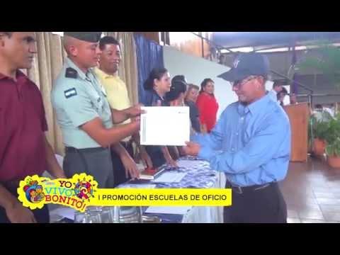 Promoción Escuelas de Oficios Alcaldía de Ocotal