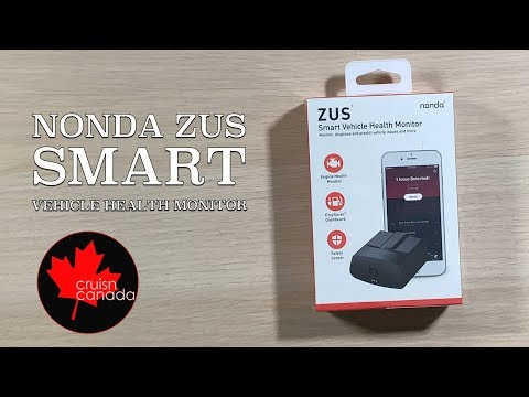 Nonda ZUS Smart Vehicle Health Monitor