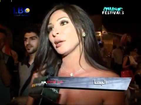 نجوى كرم+وائل كفوري بحفل تكريم...