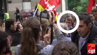 Video Accueil d'Emmanuel Macron venu dévoiler le timbre émis pour les 80 ans du Front populaire MP3, 3GP, MP4, WEBM, AVI, FLV Oktober 2017