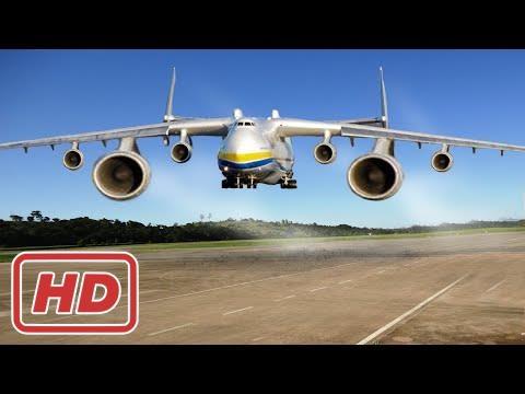 [ Mr Eight ] 10- Biggest Airplanes Ever Compilation 2016 ✱ Airbus vs Boeing vs Antonov - Spotters