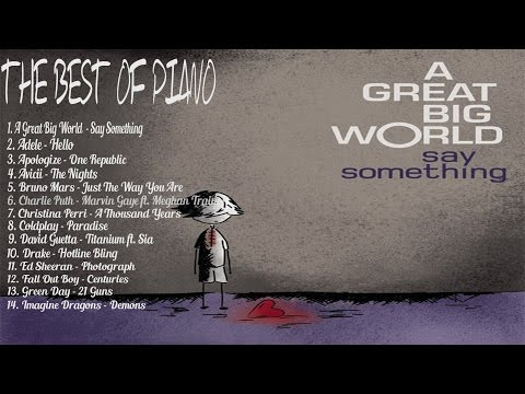 Lagu BARAT Paling Galau - The Best Of Piano Mp3
