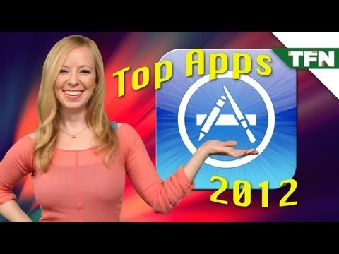 Apple's Top Apps of 2012