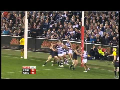 AFL 2011 &#8211; Round 9 &#8211; Carlton vs.Geelong &#8211; Game Highlights