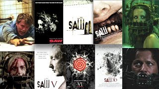 Video SAW Series Full Recap || GAMES, TRAPS, STORY! || ReUpload MP3, 3GP, MP4, WEBM, AVI, FLV November 2018