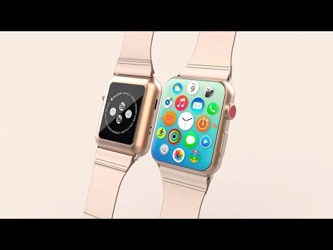Apple Watch 4 — Первый Взгляд