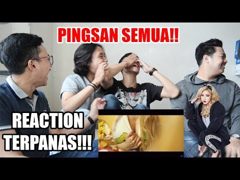 Video NON KPOP REACT TO HYUNA - LIP & HIP ( TERNGAKAKK!!!! ) download in MP3, 3GP, MP4, WEBM, AVI, FLV January 2017