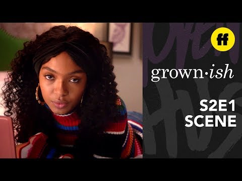 grown-ish Season 2, Episode 1 | Aaron Gets Luca in Trouble With Zoey | Freeform