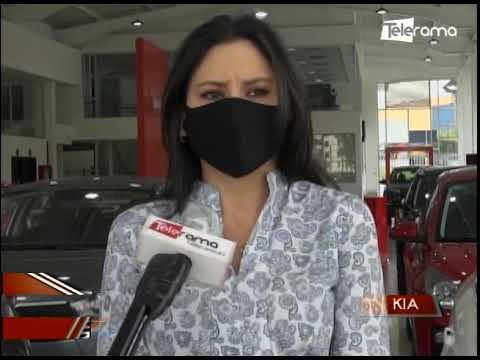 Marca Coreana de vehículos Kia inauguró concesionario al sur de Quito