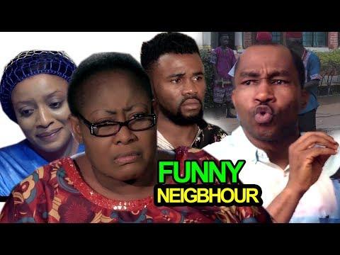 Funny Neighbors Episode 1&2 - 2019 Latest Nigerian Nollywood Movie