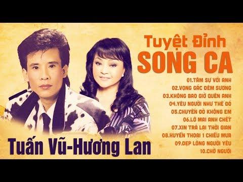 TUYỆT ĐỈNH SONG CA HẢI NGOẠI MỘT THỜI - TUẤN VŨ HƯƠNG LAN | NHẠC BOLERO THỜI ĐỈNH CAO SỰ NGHIỆP - Thời lượng: 1 giờ, 31 phút.