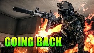 Going Back To BF4 - Battlefield 4 Gameplay
