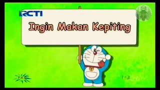 Video Doraemon Bahasa Indonesia - Ingin Makan Kepiting MP3, 3GP, MP4, WEBM, AVI, FLV September 2018