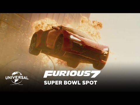Furious 7 (Super Bowl Spot)