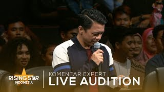 Video Ariel Baca Puisinya Parto | Live Audition 2 | Rising Star Indonesia 2019 MP3, 3GP, MP4, WEBM, AVI, FLV Maret 2019