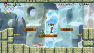 [ITA] Let's Play: New Super Mario Bros. U - Mondo 6: Miniere Di Caramella [2/2]