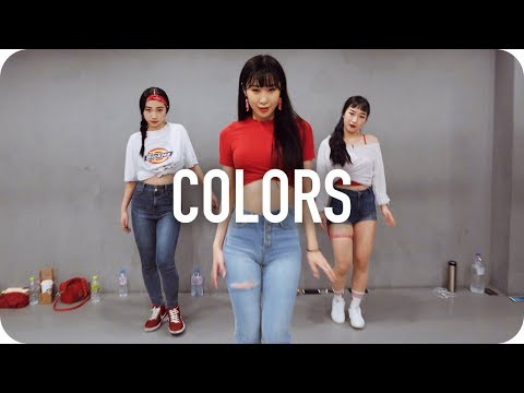 Colors - Jason Derulo / Jin Lee Choreography