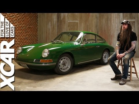 0 Irish Green Dream Machine: Hanging out with Magnus Walker and His '66 Porsche 911 [Video]