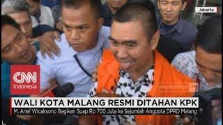 Video Wali Kota Malang Resmi Ditahan KPK MP3, 3GP, MP4, WEBM, AVI, FLV Februari 2019