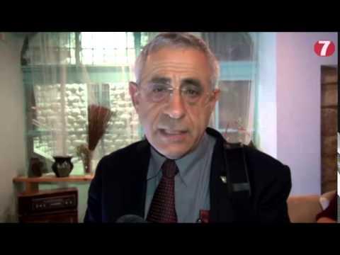Oded Revivi Mayor of Efrat