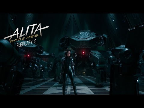 Alita: Battle Angel - Promo Clip Latest