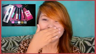 """Hello stars! It's been a while. I missed you soooo much! To make it up to you guys, here's the mechanics of my mini giveaway! :)* Subscribe to my YT Channelhttp://www.youtube.com/heystarapol* LIKE Lipstick All U Can & Hey Star Apol on Facebookhttps://www.facebook.com/lipstickallucanhttps://www.facebook.com/heystarapol* Follow these accounts on Twitter and IG@lipstickallucan@heystarapol@bdelliumtools_ph* COMMENT below your Name, Email Address, FB Name & IG Name so I can check if you followed the simple steps.** Giveaway will end on February 26, 2015** This is a Local Giveaway (Philippines) ONLY. Will be posting an Intl Giveaway SOON! :)Good luck & spread the word! :) ▬▬▬▬▬●●▬▬▬▬▬✂ Edited video with iMovieFilmed with Nikon D5100Song: """"Carefree"""" Kevin MacLeod (incompetech.com) Licensed under Creative Commons: By Attribution 3.0http://creativecommons.org/licenses/by/3.0/▬▬▬▬▬●●▬▬▬▬▬L E T ' S  B O N D ! ● TWITTER: http://www.twitter.com/heystarapol● FACEBOOK: http://www.facebook.com/heystarapol● BLOGSPOT: http://starapol101.blogspot.com● INSTAGRAM: http://www.instagram.com/heystarapol✉ For business inquiries, email me at heystarapol@gmail.com▬▬▬▬▬●●▬▬▬▬▬Beauty Blogger, Filipina Makeup Guru, Style Haul, Style Haul Partner, Giveaway Philippines, Local Giveaway"""