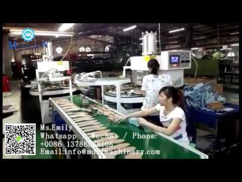 EVA INSOLE MACHINE