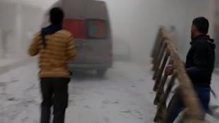 Russia sets brief cease-fire for Aleppo as strikes kill 36