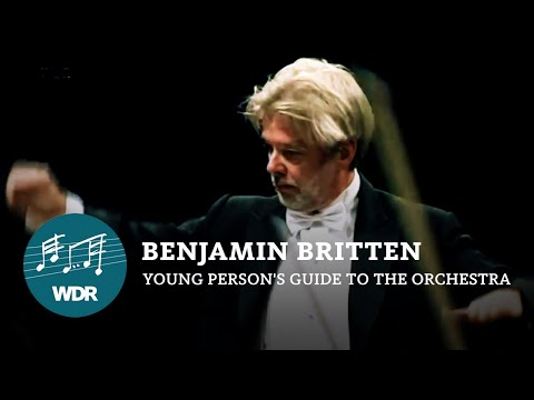 Full length - Britten: The Young Person's Guide to the orchestra (видео)