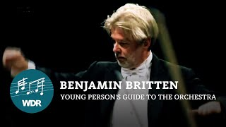 8/5 Young Persons Guide to The Orchestra/Britten
